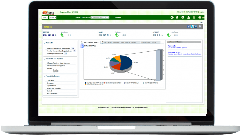 erp software system